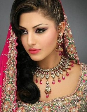 loubna makeup india
