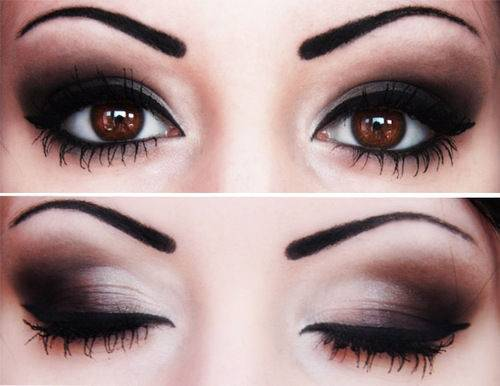 Comment faire un maquillage smoky eyes maquillage libanais - Maquillage smoky eyes ...