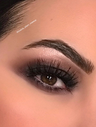 maquillage smoky eyes